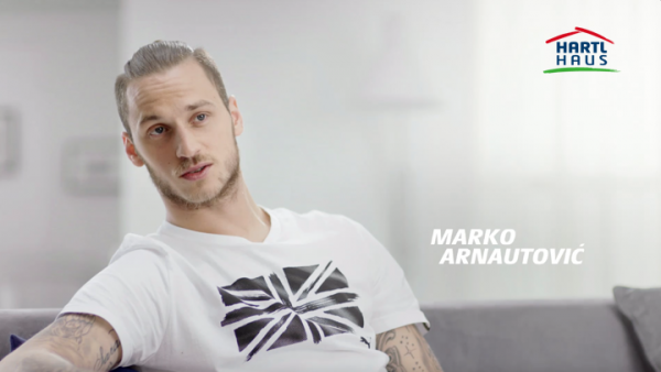 Hartl Haus Marko Arnautovic